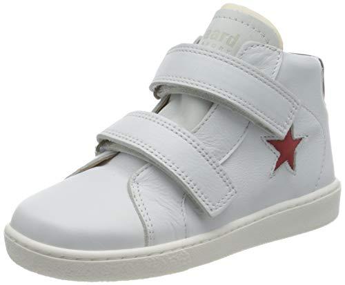 Bisgaard Vincent, Zapatillas Unisex bebé, White, 29 EU