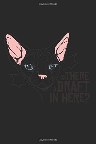 Ist There A Draft In Here?: Dot Grid Journal or Notebook (6x9 inches) with 120 Pages
