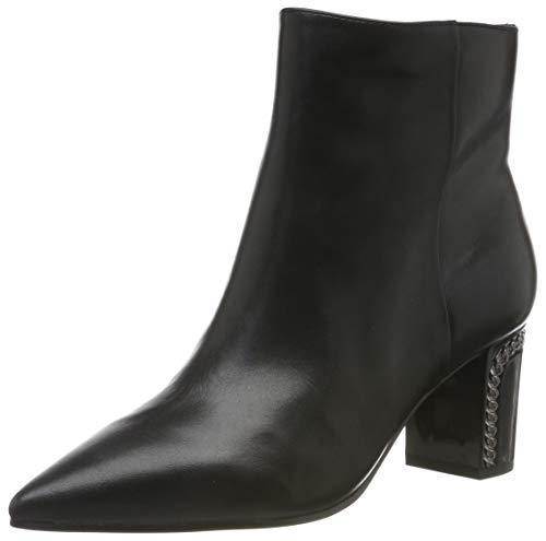 Guess Blondie/Stivaletto (Bootie)/Le, Bottes Classiques Femme, Noir (Black Black), 38 EU