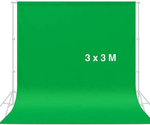 CRAPHY 3 m x 3 m Pantalla...