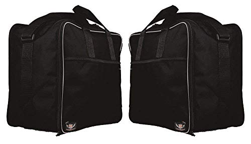 GREAT BIKERS GEAR - Pannier Liner Inner Luggage Bags to fit BMW R1200Gsa Lc K51