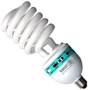 KAEZI 85 Watt Studio Light Bulb 5500K CFL Day Light.