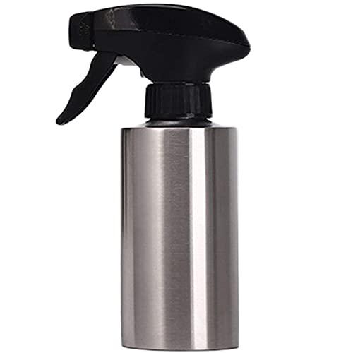 ZWWZ Botella de Spray de Aceite,pulverizador de Aceite de Oliva Recargable de Acero Inoxidable,Botella de vinagre de Barbacoa,Bomba de Aceite Comestible de 250 ml