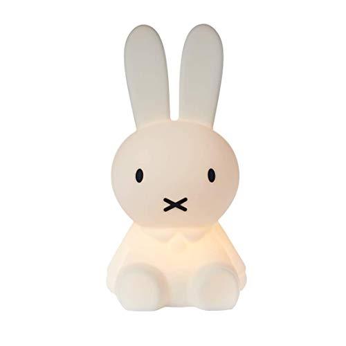 50 cm Hase Kaninchen Nachtlicht Kinder Kinder Baby Weihnachten Geburtstagsgeschenk Spielzeug Wohnzimmer Nachttisch Dimmbare Tischlampe