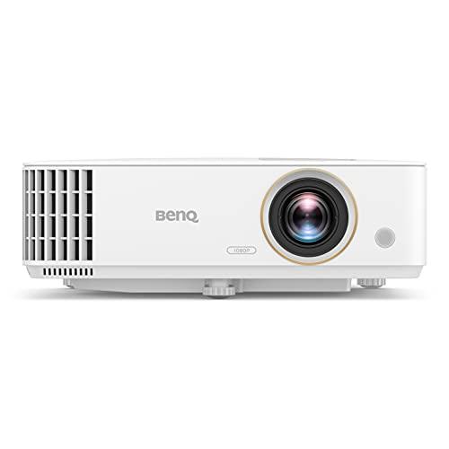 BenQ TH685i Videoproiettore da Gaming 1080p - Supporto a 4K HDR - Refresh Rate a 120Hz - 3500 Lumen ANSI - Bassa Latenza a 8.3ms - Modalità Migliorata di Gioco