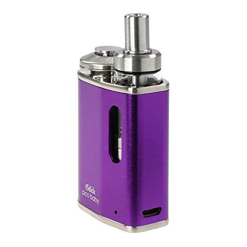 Eleaf iStick Pico Baby Kit 2ml 1050mAh E Zigarette Vaporizer Elektronische Zigarette -ohne Nikotin-ohne Tabak (lila)