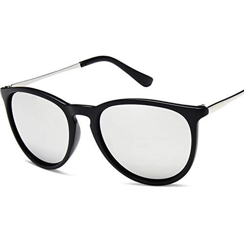 UKKD Gafas De Sol Para Mujer Gafas De Sol Mujeres Diseñador De La Marca Gato Ojo Gafas De Sol Protección De Leopardo Reflejado