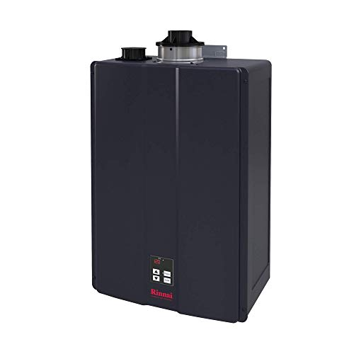 Rinnai CU Series Commercial Tankless Hot Water Heater: Indoor Installation
