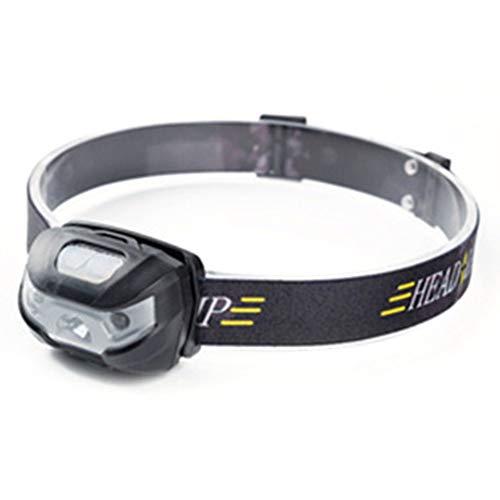 Mini oplaadbare LED koplamp motion sensor fiets koplamp lamp