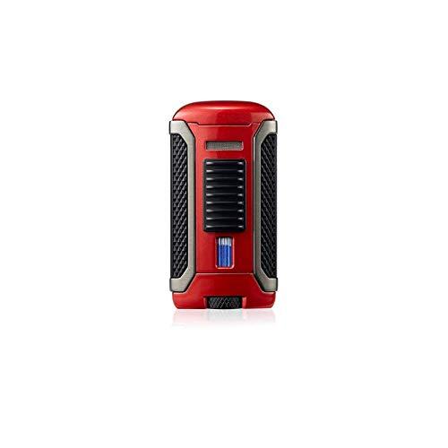 Colibri - APEX - aansteker zaklamp - rood metallic