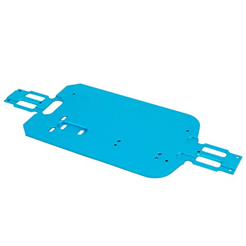TOOGOO 1/18 Rc Auto Blau 4Wd Auto Metall Chassis Teile Chassis für Wltoys A949 A959-B A969 A979 K929 Rc Auto Zubeh?R