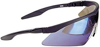 Msa Aurora Safety Glasses Blue Mirror Anti-fog Lens