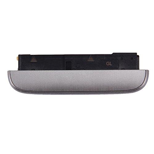 WANTONG Repuestos repuestos Inferior (módulo de Carga + micrófono + zumbador de Altavoz) for LG G5 / H840 / H850 (Gris) Piezas de Repuesto (Color : Grey)