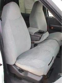 Durafit Seat Covers Made to fit 2000-2001 Ford F150 Regular and XCab High Back...