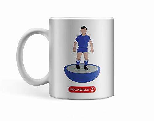 Rochdale FC Ceramic Mug/Cup