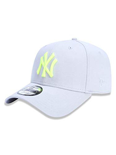 New Era Jersey Pop 3930 NEYYAN Cap, Grey, S/M