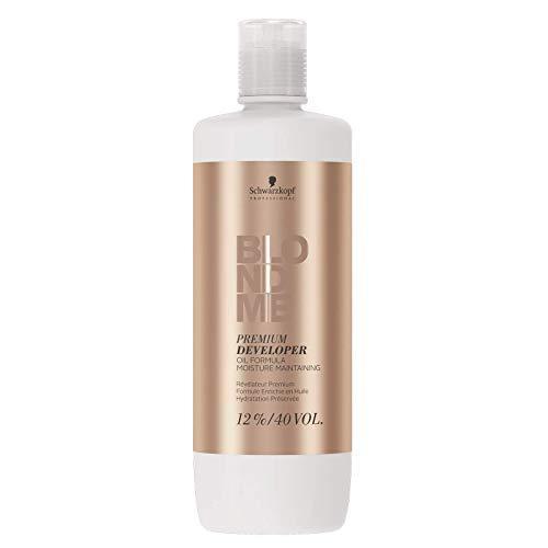 Schwarzkopf Professional Blonde Me Premium Developer Oil Formula 33.8 oz / 1000ml (12% ; 40 Volume)