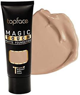 TopFace Magic Touch Matte Foundation No 6