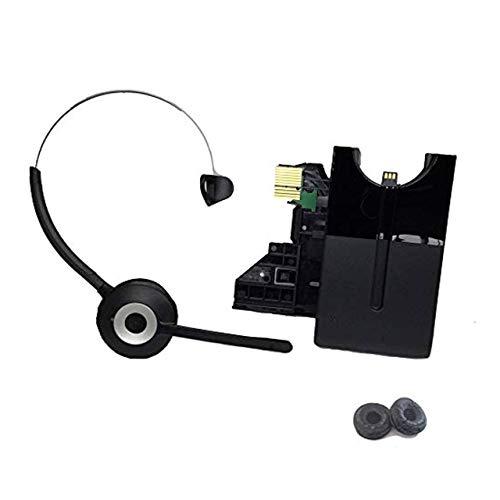 Mitel - Auricular inalámbrico DECT para Mitel MiVoice 6930, 6940 teléfonos | Este Auricular Solo es Compatible con Modelos de Mitel 6930 y 6940 | Incluye Dos Cojines de Piel sintética Suave