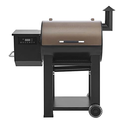 Monument Grills 87578 Pellet Grill 435 Square Inch with WiFi Control