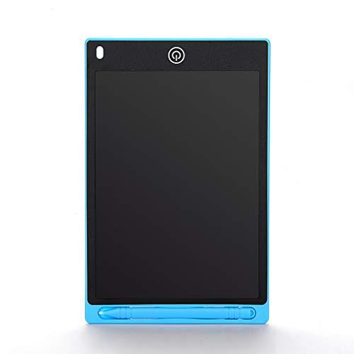 CandyTT 8.5 Pollici LCD Scrittura Tablet Graffiti Portatile Lavagna Scrittura a Mano Blocco Note Lavagne Ufficio Famiglia Scuola Disegno Giocattolo (Blu)