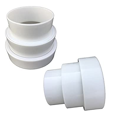 Hon&Guan Straight Duct Reducer and Increaser Adaptor