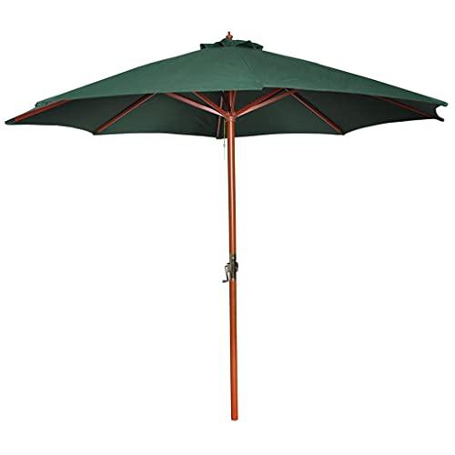 Famehours Sombrilla Verde 258 cm.
