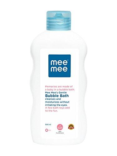 Mee Mee Gentle Baby Bubble Bath (Regular - 500 ml)