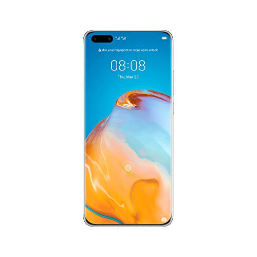 "HUAWEI P40 Pro 16,7 cm (6.58"") 8 GB 256 GB Dual SIM ibrida 5G USB Type-C Nero Android 10,0 4200 mAh P40 Pro, 16,7 cm (6.58""), 8 GB, 256 GB, 50 MP, Android 10.0, Nero"