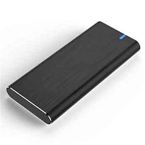 Huante Portable External SSD 1tb, Usb 3.1 Type C 10gb/s External Drive Solid State Disk with Indicator Light, Used for Pc Desktops, Laptops, Tablets, Smart Tvs, and Other Devices