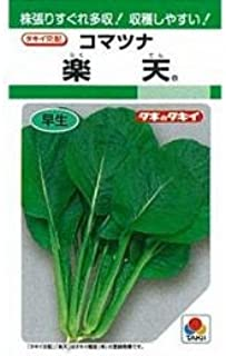 小松菜 種 楽天 2dl
