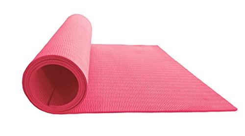 M G'S REAL DECOR Exercise Yoga Mat for Women & Men Washable Anti-Slip Anti-Skid Non-Toxic Gym & Yoga Mat Classic Pro Exercise Mat...