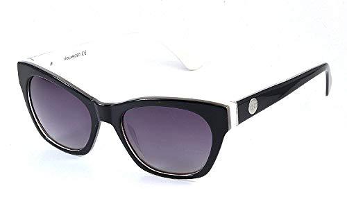 CHANCE - LOWRY gafas de sol para mujer - Edición Limitada (Negro y blanco, Negro)