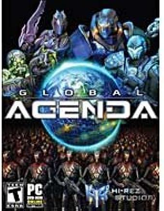 Amazon.com: Global Agenda: Video Games