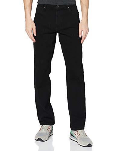 Wrangler Herren Authentic Straight Jeans, Rinse 107, 42W / 30L