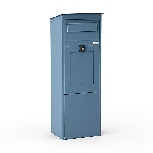 Flexbox Paketbriefkasten Karl 9903 Blau