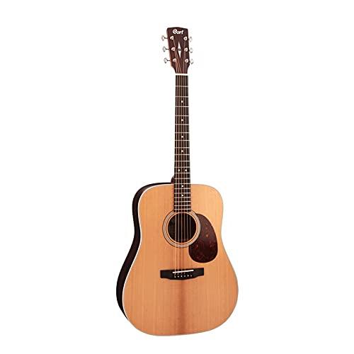 Cort E200FATVSG Earth200f Atv Natural - Guitarra electroacústica