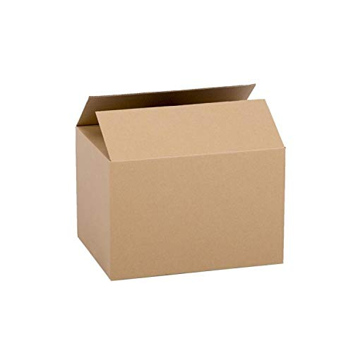 PackageZoom Moving Boxes Small 9 x 7 x 4 Inches 25 Pack