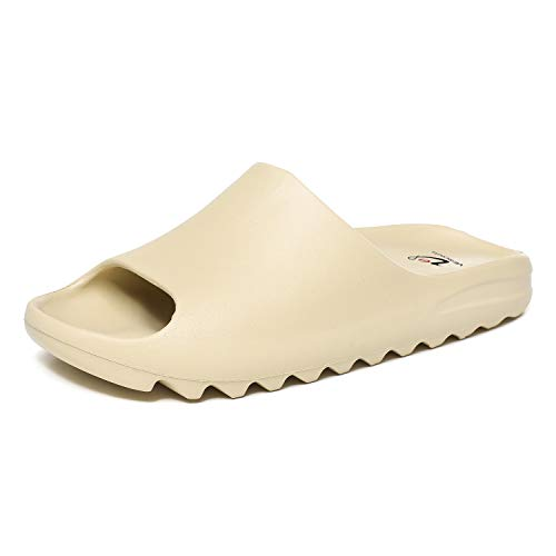 Unisex Men and Women Slides Sandals Arch Support Slide Slippers house shoes indoor outdoor Lightweight MD Material integrated molding