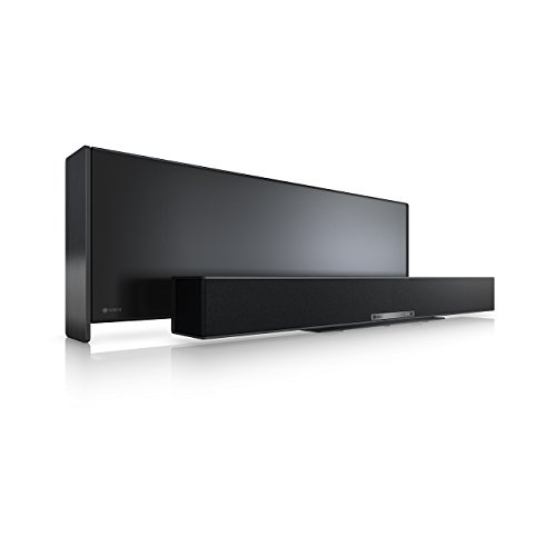 Teufel Raumfeld Soundbar (Wireless Soundbar, Wireless Subwoofer, Streaming, Spotify, kabellos, Multiroom, App)