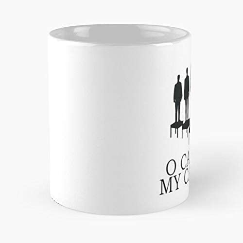 Captain My O Students Poems Poets Dead Oh Society Love Hope Poetry Best 11 Ounce Ceramic Mug product image