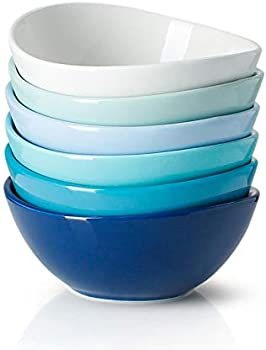 Set of 6 Sweese 101.003 Porcelain Bowls 10 Ounce