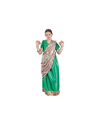 DISBACANAL Disfraz hindú para niña - -, 6 años