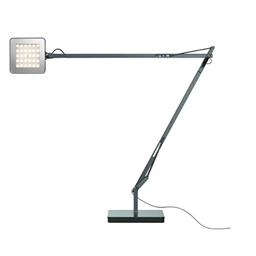 Flos - Kelvin LED Basis Tischleuchte Green Mode, anthrazit