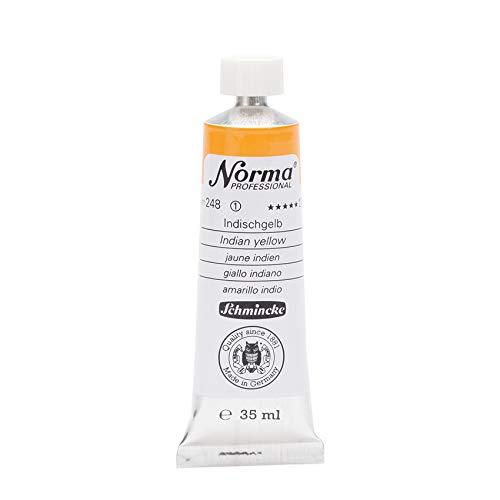 Schmincke Norma Professional, 35ml, Indischgelb [Spielzeug]
