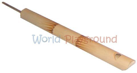 Vogelpfeife (Bambus), 3Stück