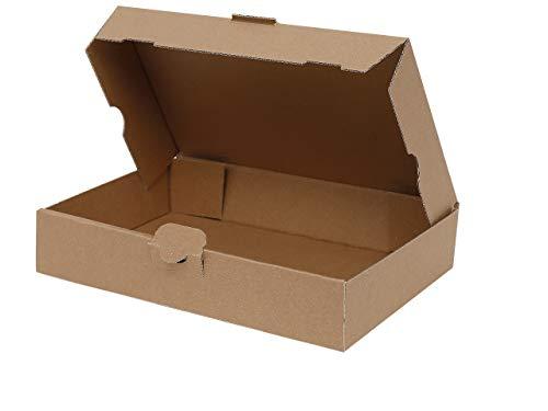 200 Maxibriefkartons 320 x 225 x 50 mm | Maxibrief geeignet für Warensendung mit DHL | wählbar 25-1000 Versandkartons