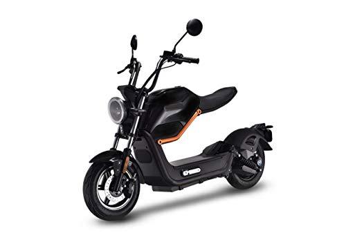 Miku Max - Motocicleta eléctrica, batería de iones de litio