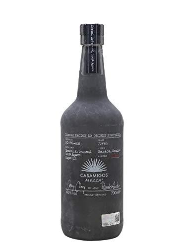 Casamigos Mezcal Tequila de México elaborado con 100% ágave espadín – 700 ml