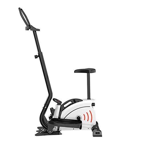 WGFGXQ Bicicleta elíptica Bicicleta estática Entrenamiento Cardiovascular Fitness Oficina en casa Equipo de Fitness